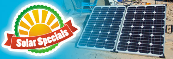 Complete RV Services - solar installation specials