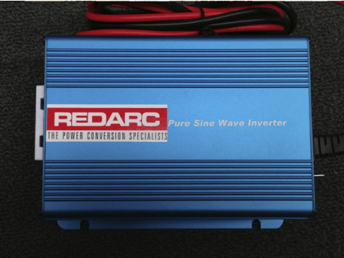 caravan power inverter