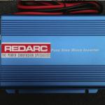 REDARC pure sine inverter generator