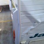 Caravan Dent Repair