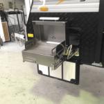 Caravan Diesel Cooker
