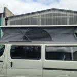 Caravan New Roof
