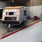 caravan restoration in Sydney