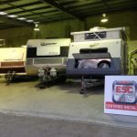 ECS certified Caravan Workshop