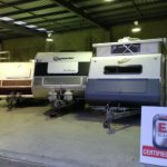 caravan and motorhome service workshop
