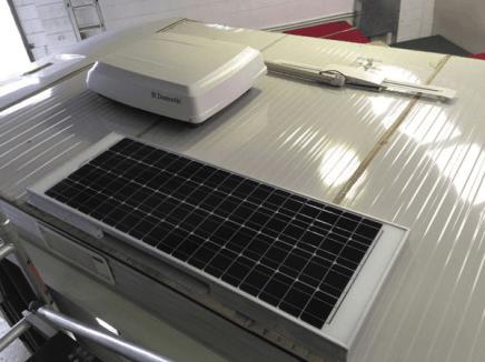 Caravan Solar Panels Installation Sydney
