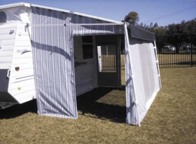 Caravan Awnings Installation Sydney